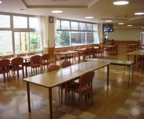 リハビリ病棟ホール