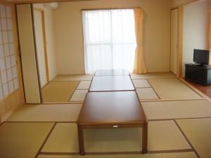 畳のお部屋