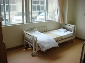 リハビリ病棟個室